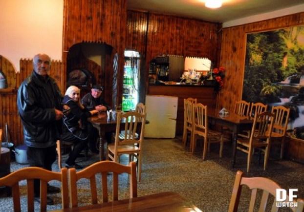 """ჯულიეტა ჩამულიევა თავის რესტორან """"პონტიაში"""""""