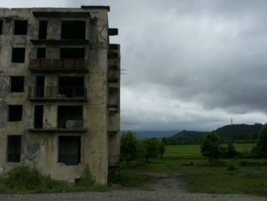 The outskirts of Gali (Dominik K. Cagara)