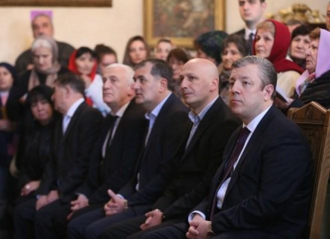 (Giorgi Kvirikashvili press-office)