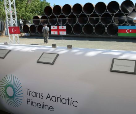 Trans Atlantic Pipeline (