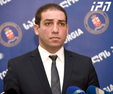 Chief Prosecutor Irakli Shotatdze
