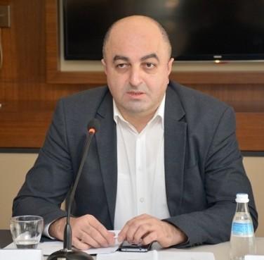 Ucha Nanuashvili (Ombudsman.ge)