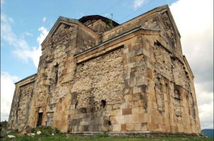 Bedia monastery in Abkhazia
