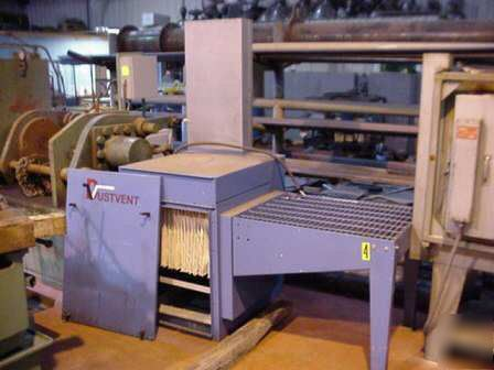 Dustvent Deburring Downdraft Dust Collector Work Bench