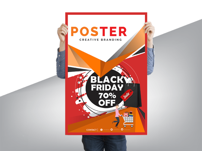 poster printing service company