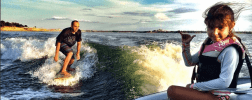 Wake Surf School