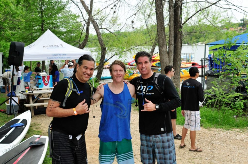 from-hawaii-to-dfw-surf-with-mike-kekoa-don-anderson-and-tyler-marshall-lake-austin-with-austin-paddle-sports-annual-sup-race