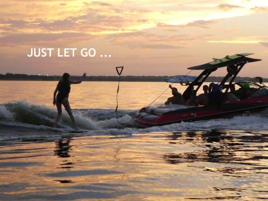 Tourist Attraction- Wakesurfing and Wakeboarding on Grapevine Lake with DFW SURF