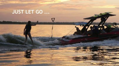 Just Let Go- Wakesurf Rope