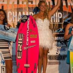 Ashley Kidd World Wake Surfing Championship 2014