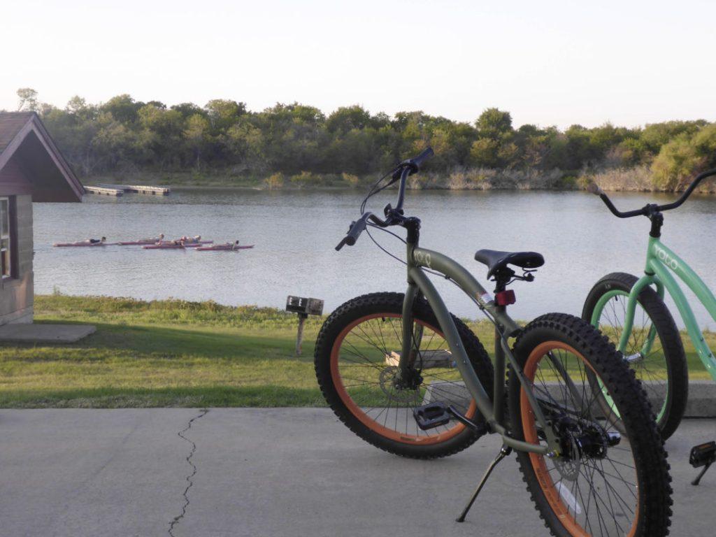 SUP Yoga + Biking