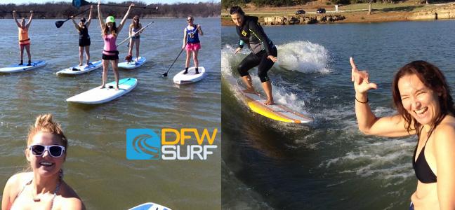Women's-Retreat-Surf-and-Paddle-Possum-Kingdom-Lake-with-DFW-Surf