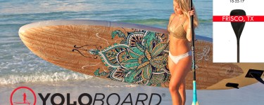 Womens Watermen Yolo Board Frisco TX