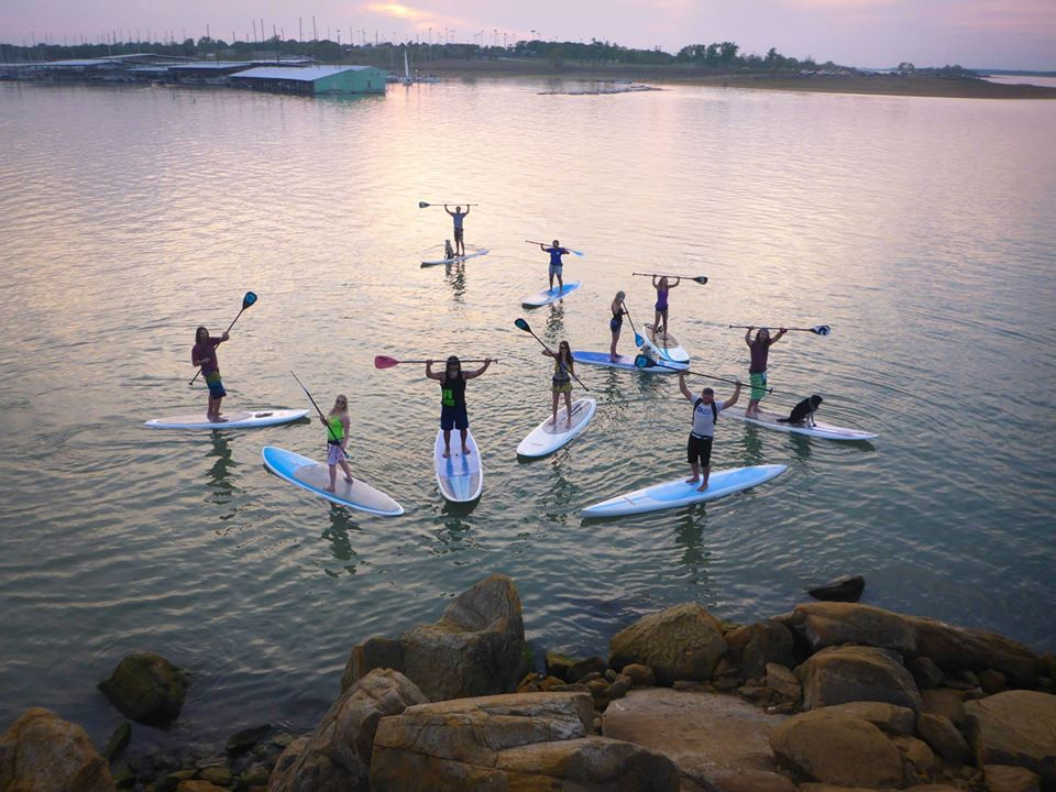 Paddleboarding Group Tours