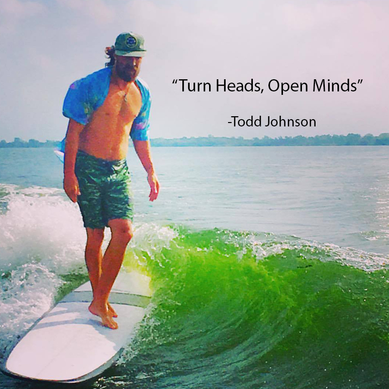 Todd Johnson Turn Heads Open Minds