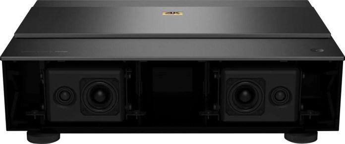 BenQ V6050: barre de son intégrée