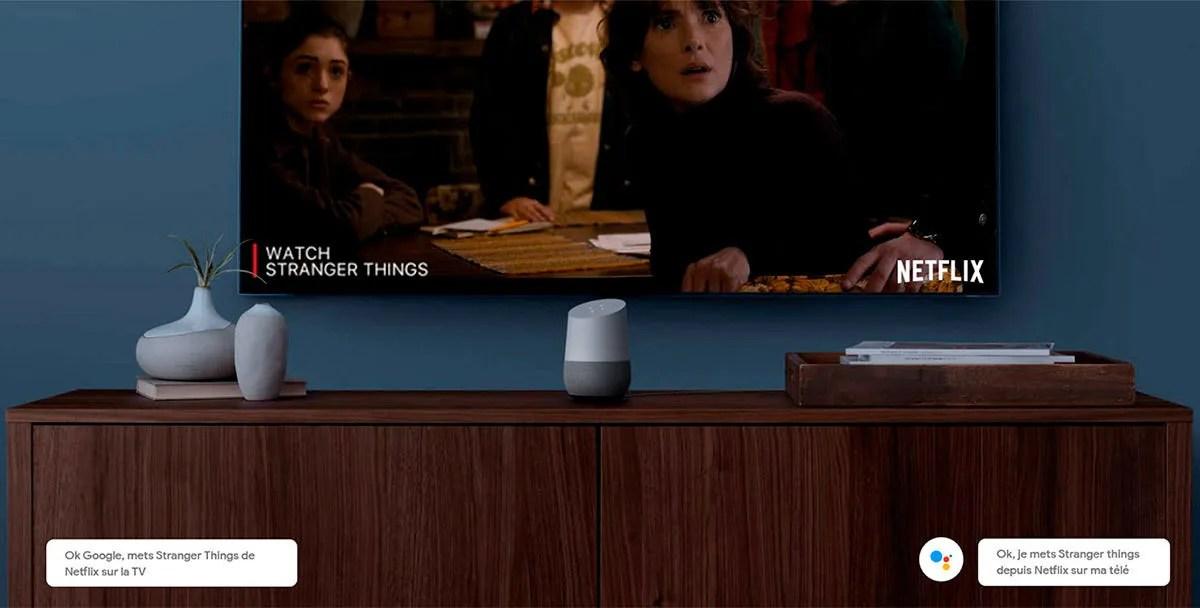 android tv alexa google assistant