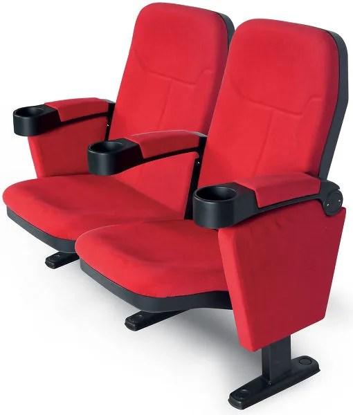 rangee de 2 hollywood confort rouge v2