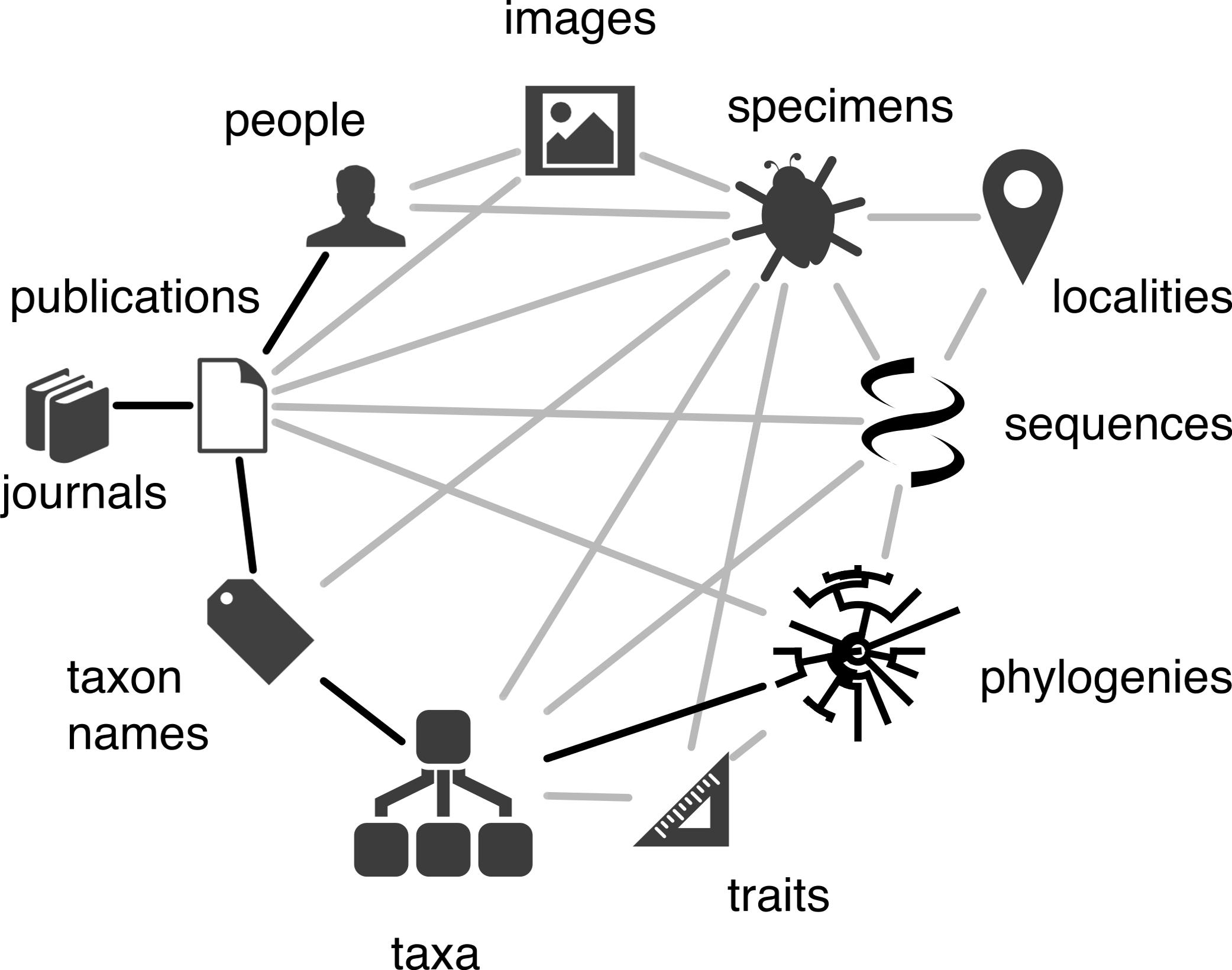 BioNames: linking taxonomy, texts, and trees [PeerJ]