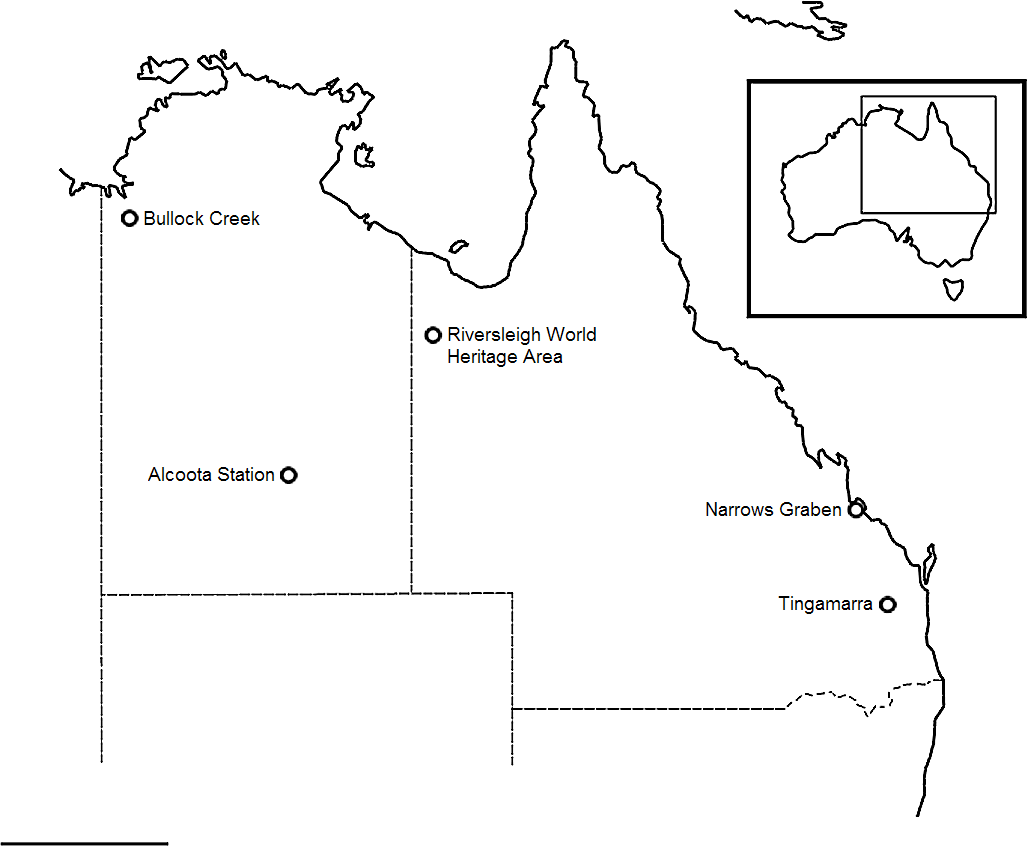 Variation In The Pelvic And Pectoral Girdles Of Australian