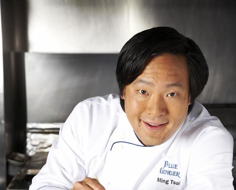 Ming Tsai Blue Dragon Boston  ChefsFeed