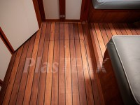 EZ Boat Sole  Teak and Holly Interior Flooring - PlasTEAK ...