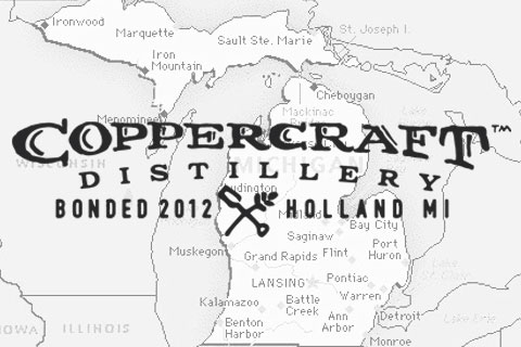 Coppercraft Distillery Launches Applejack Distribution