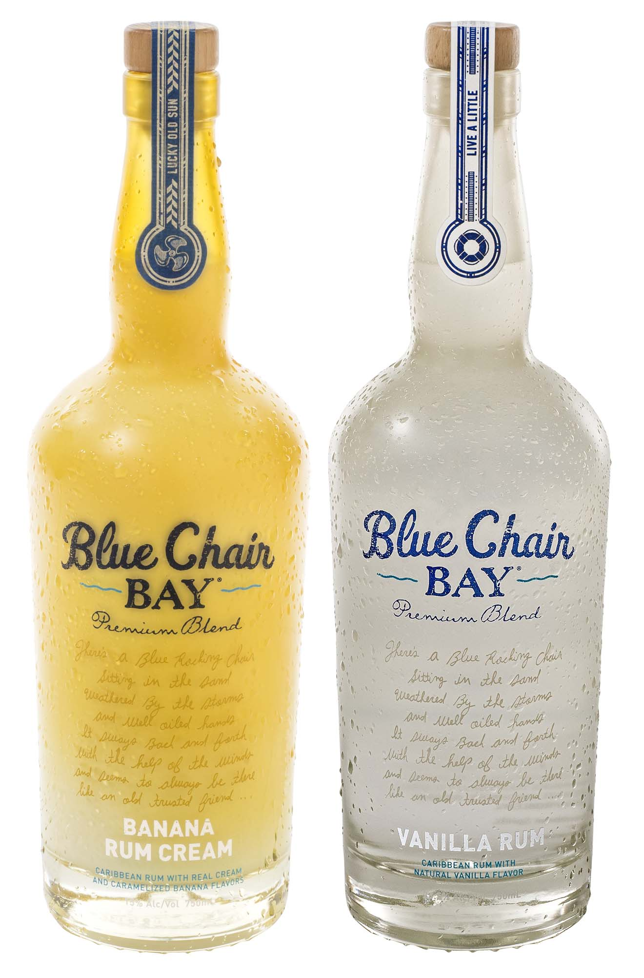 Blue Chair Bay Rum Kenny Chesney S Blue Chair Bay Rum Adds New Vanilla And Banana Rum