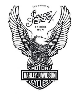 Sailor Jerry Spiced Rum Announces Partnership With Harley