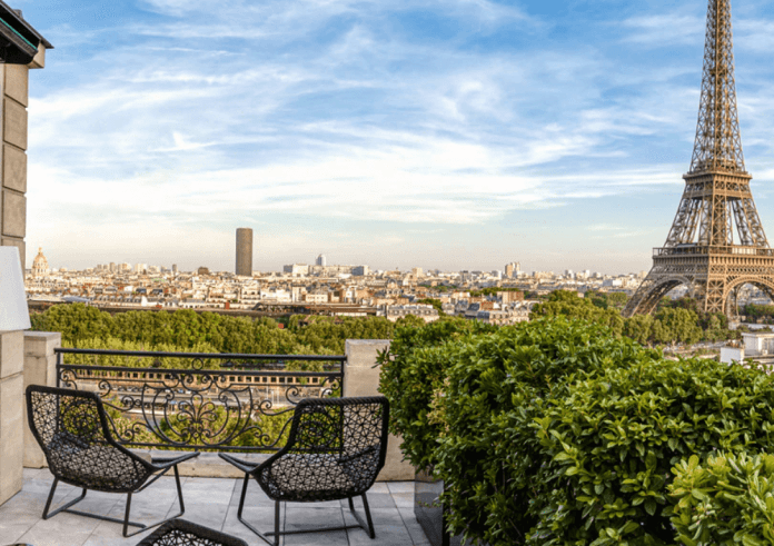 Top Hotel Suites in Paris