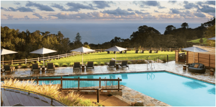 California Resorts with Private Jet Access