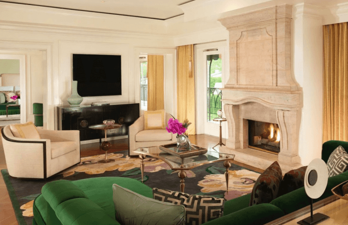 Best Luxury Hotel Suites Beverly Hills