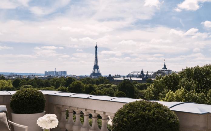 Top Suites at Paris' Best Hotels