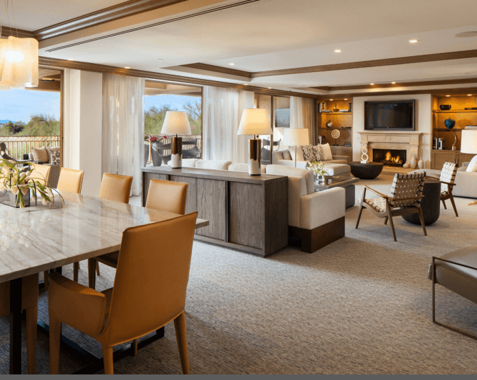 The Canyon Suites at The Phoenician