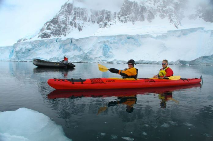 22 days in Patagonia and Antarctica