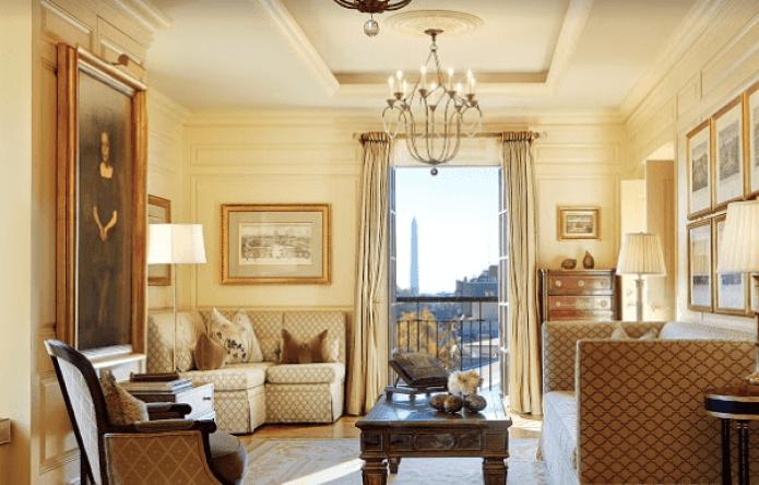 The Jefferson DC Hotel Suites