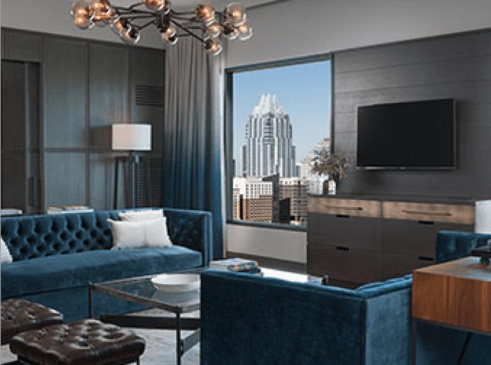 Kimpton Austin Van Zandt Suites