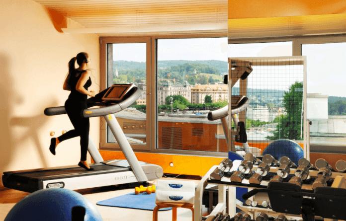 Baur au Lac Zurich Switzerland Review gym