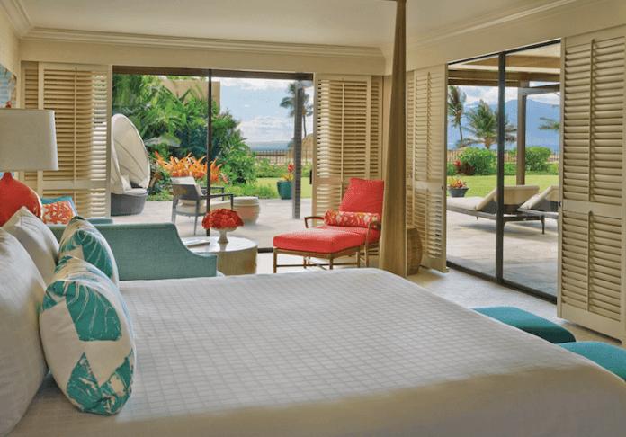 Fours Seasons Maui New Suites