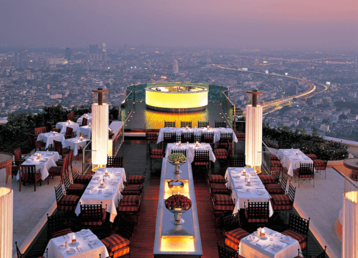 Tower Club Bankok Review