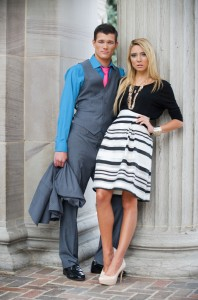Models: Madison Spialek & Stephen Smiley