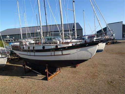 Staysails Schooner 14m