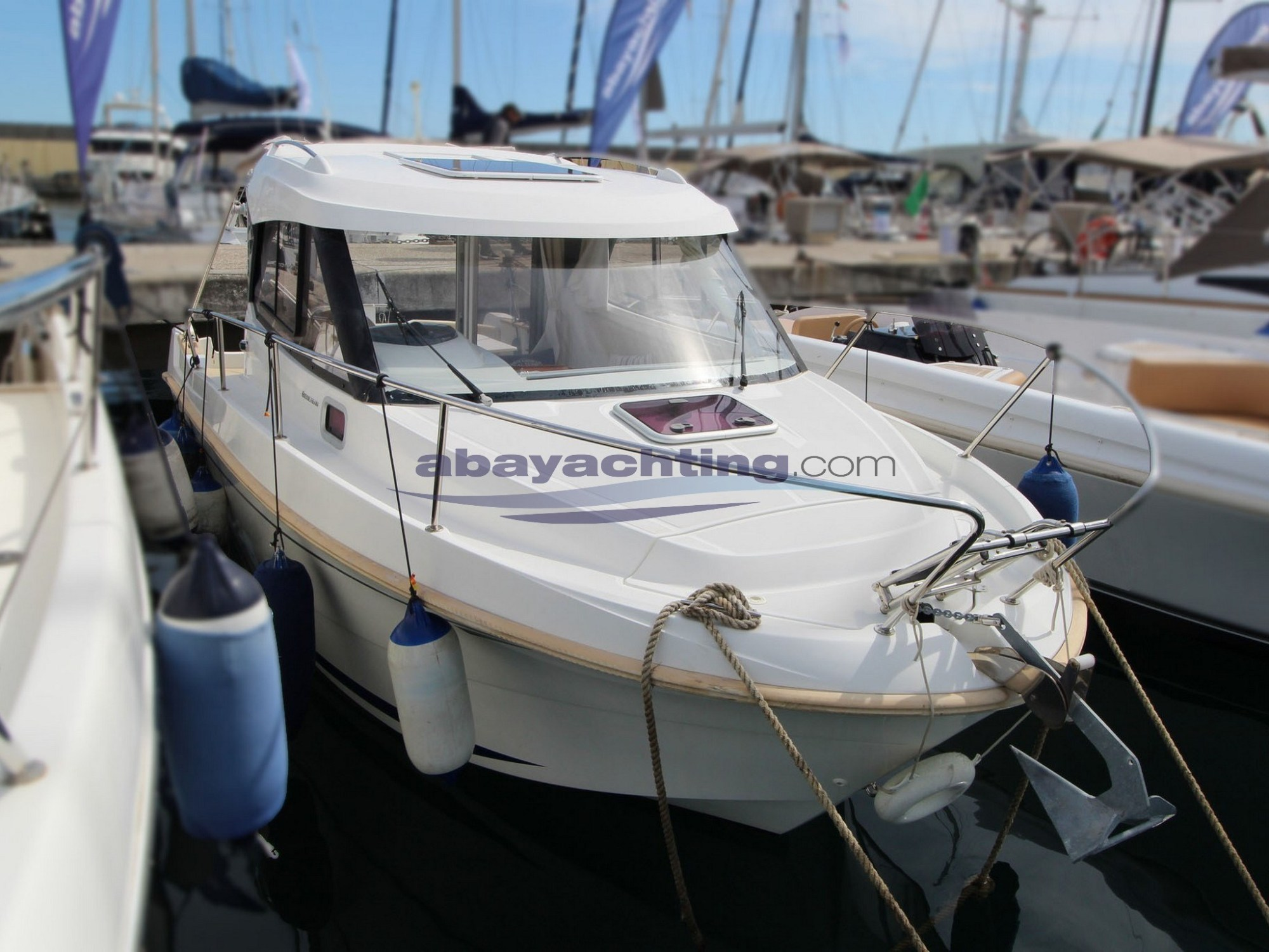hight resolution of  abayachting beneteau 7 80 antares 1