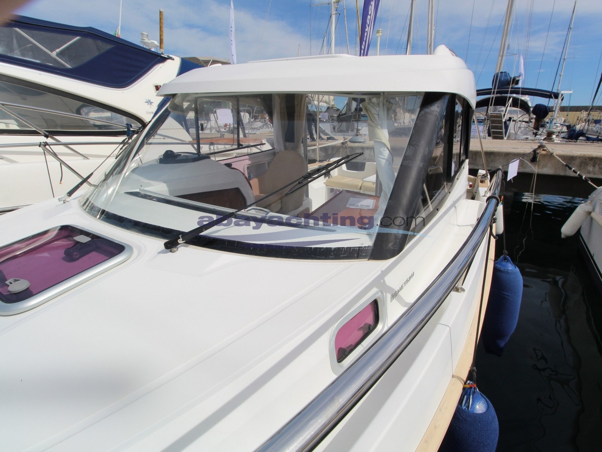 hight resolution of  abayachting beneteau 7 80 antares 6