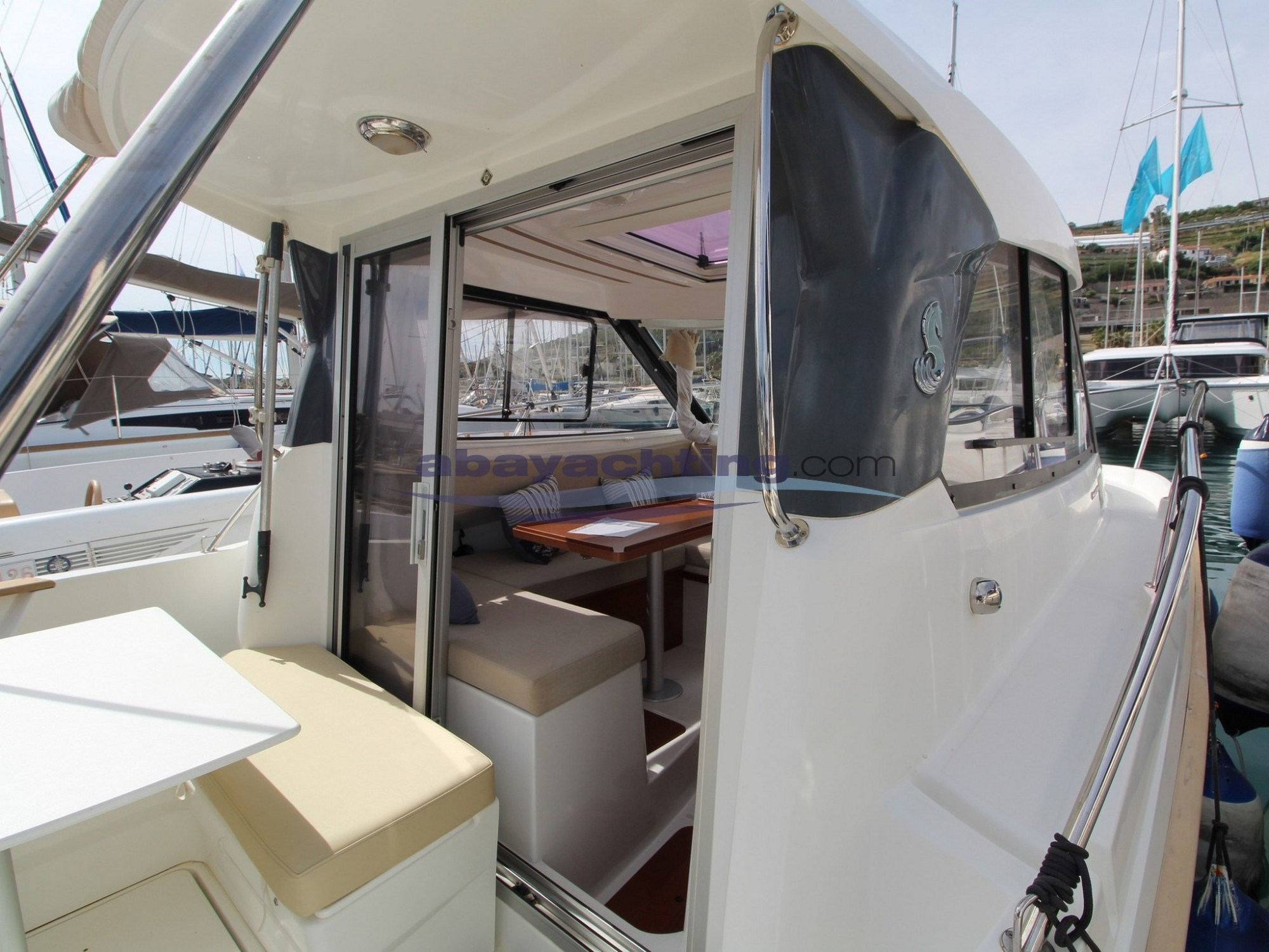 hight resolution of  abayachting beneteau 7 80 antares 9