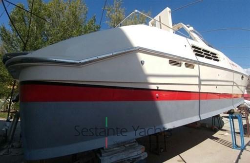 Riva 51 Turborosso - Agropoli (17) Sestante Yachts brokerage company