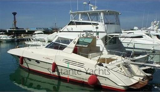 Riva 51 - Turborosso Agropoli - Sestante Yachts brokerage company