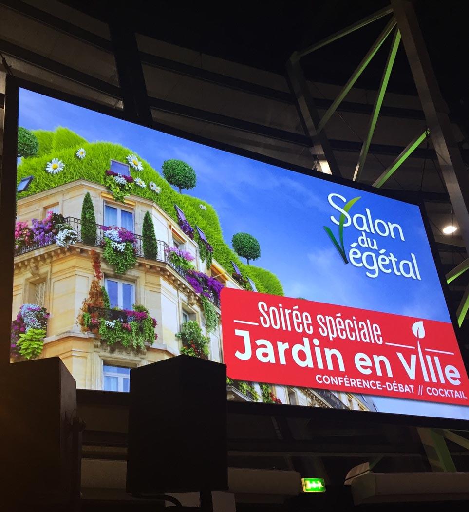 Salon du Végétal 2016 - stand DG CREA