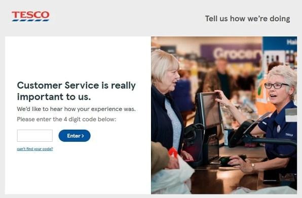 Tescoviews.Com Homepage