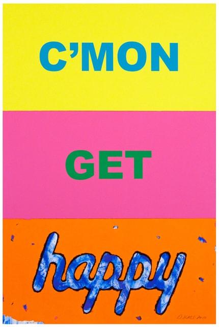 C'mon Get Happy by Deborah Kass